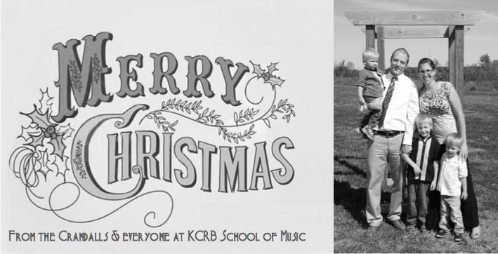 Merry Christmas from KCRB!