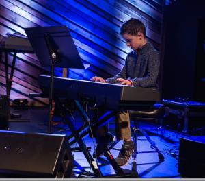 Piano student recital