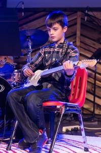 guitar lesson concert